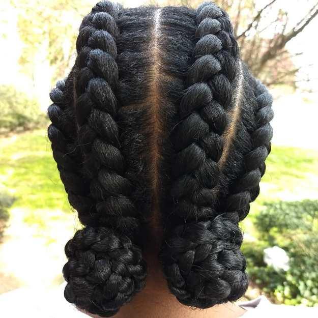 Cornrow Female Styles 2018-2019 Cornrow Hairstyles 4