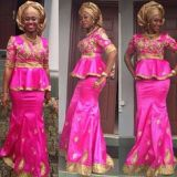 Nigerian Latest Ankara Fashion Styles 2017