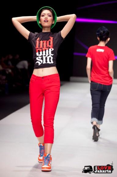 Sandryant _@I am UNIFIT_Indonesia Fashion Week 2013_JCC Senayan_Jakarta