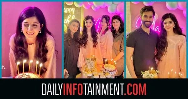 Mawra Hocane Turns 29 - Beautiful Birthday Pictures