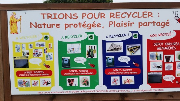 Tre complexe recycling