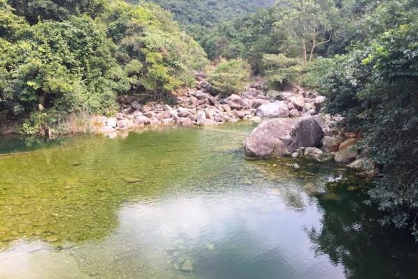 黃龍坑水池