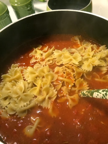If You Can Brown Ground Beef: Easy Lasagna Soup