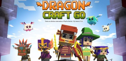 Dragon Craft GO