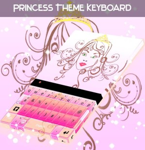 Princess Theme Keyboard APK