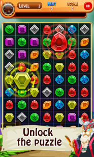 Magic Jewels Legend Puzzle APK