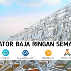 Pasang Baja Ringan Di Semarang Pemasangan Murah Mentari Contractor Kontraktor