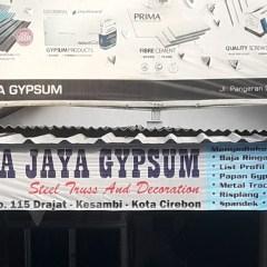 Toko Baja Ringan Di Cirebon Bahan Gypsum Murah Pemasok Bangunan