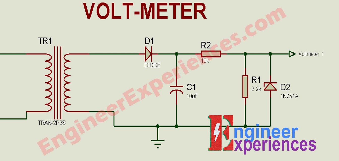 hight resolution of voltag measuring circuit of 3 phase smart energy meter