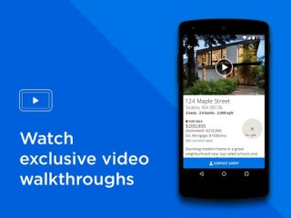Zillow Real Estate & Rentals APK Capture d'écran