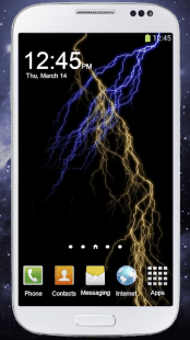 Electric Screen Live Wallpaper APK