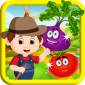 Vegetable Farm Splash Mania icon