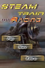 Steam Train Fast Racing Pour PC Capture d'écran