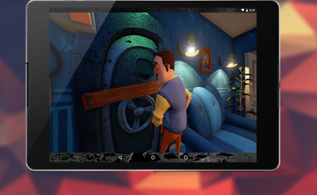 Guide Hello Neighbor Alpha 4 Unblocked Apk Download