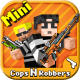 Cops N Robbers - FPS Mini Game Sur PC windows et Mac