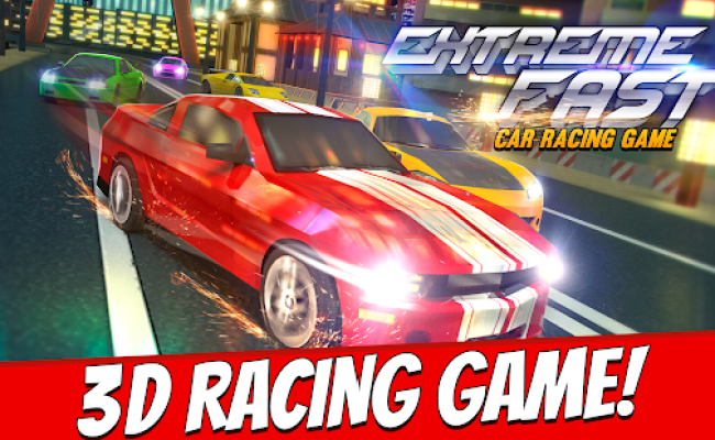 Extreme Fast Car Racing Game Android Apps On Google Play