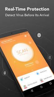 GO Security, Antivirus AppLock APK