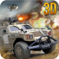 Army War Jeep Offrod Attack 3D icon