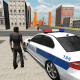 Police Car Driver windows phone