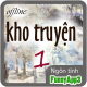 Kho truyện offline 1 Sur PC windows et Mac