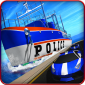 Police Ship Transporter Game icon