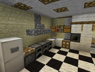 Redstone House Map Minecraft APK