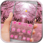 Romantic sakura launcher theme icon