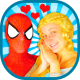 Superhero & Princess for Kids windows phone