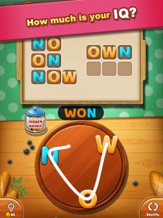 Word Puzzle - Cookies Jumble APK