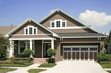 Garage Exterior Design Idea APK