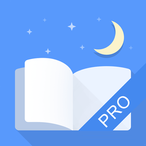 Moon+ Reader Pro at 50% off till Aug 9