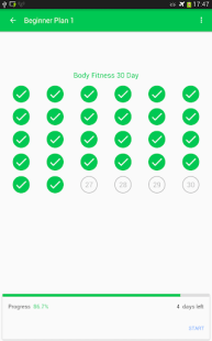 30 Day Fit Challenge Workout APK