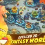 Empire Warriors Castle Defense Td Strategy Games Apps