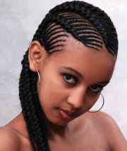 natural braid hairstyles - android