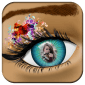 Eye Photo Frame Maker Latest pour PC et Mac icône