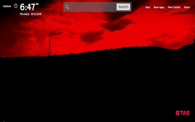 Red Aesthetic Wallpapers New Tab Theme