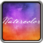 Watercolor Backgrounds HD pour PC et Mac icône