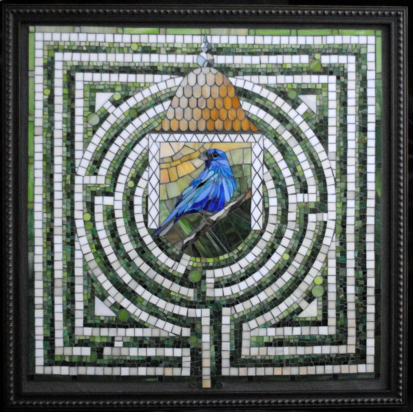 Mosaic Garden Accents - Beads & Pieces