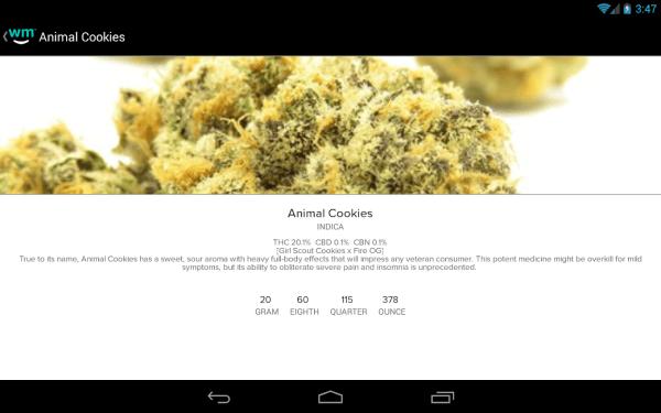 Weedmaps Marijuana Cannabis Weed - Android Apps