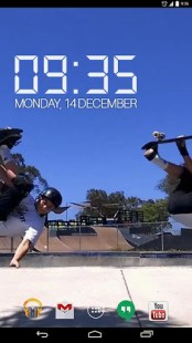 Cool Skate Edit Live Wallpaper APK