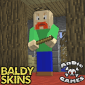 Horror Baldy Skins for MCPE icon