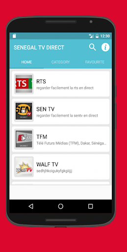 application walf tv pour pc