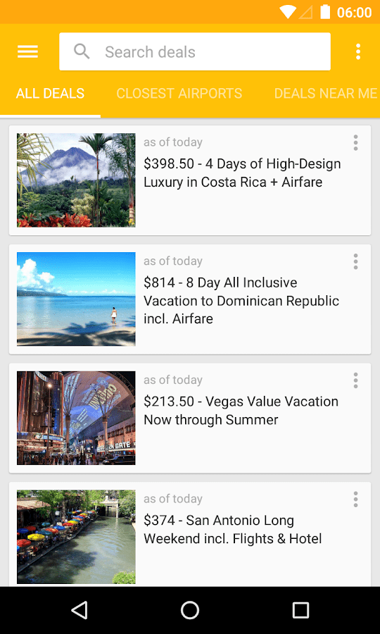 Cheap Hotels Amp Vacation Deals Android Apps On Google Play