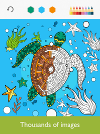 Colorfy: Coloring Book for Adults - Free - Android Apps on ...
