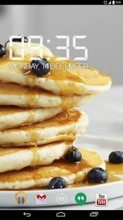 Tasty Pancakes with Syrup Live APK