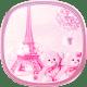 teddy Paris Eiffel Tower theme windows phone