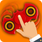 Hand Spinner Simulator Toy 2 icon