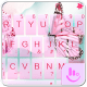 Pink Butterfly Keyboard Theme windows phone