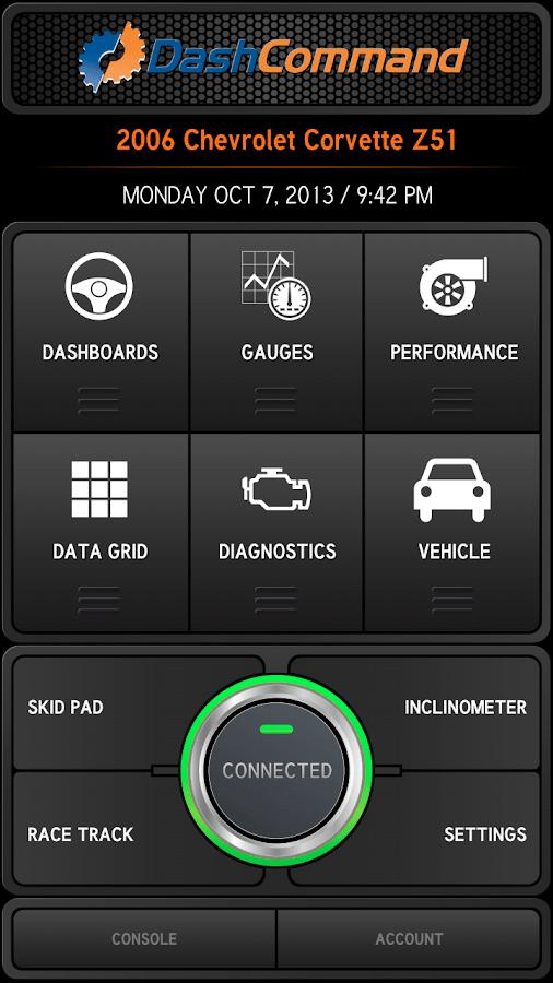 ford mondeo mk4 radio wiring diagram toyota landcruiser 80 series dashcommand obd elm app apps on google play