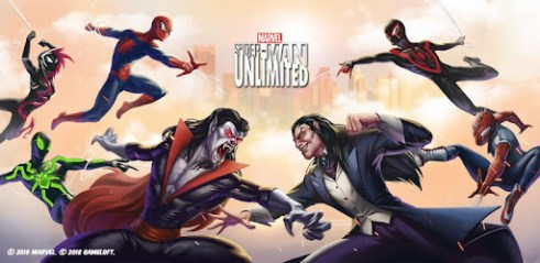 Spider-Man Unlimited Pour PC Capture d'écran